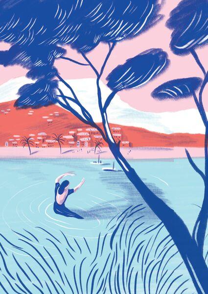 Théma Liberté #37 – Passion bleue / Ciné famille « Le Chant de la Mer » à Toulon - 0