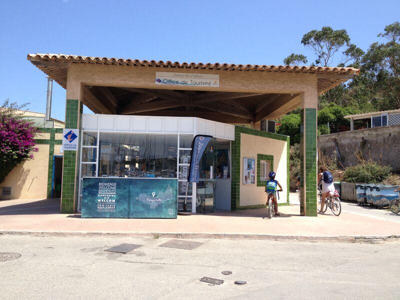 Porquerolles tourist office à Hyères - 6
