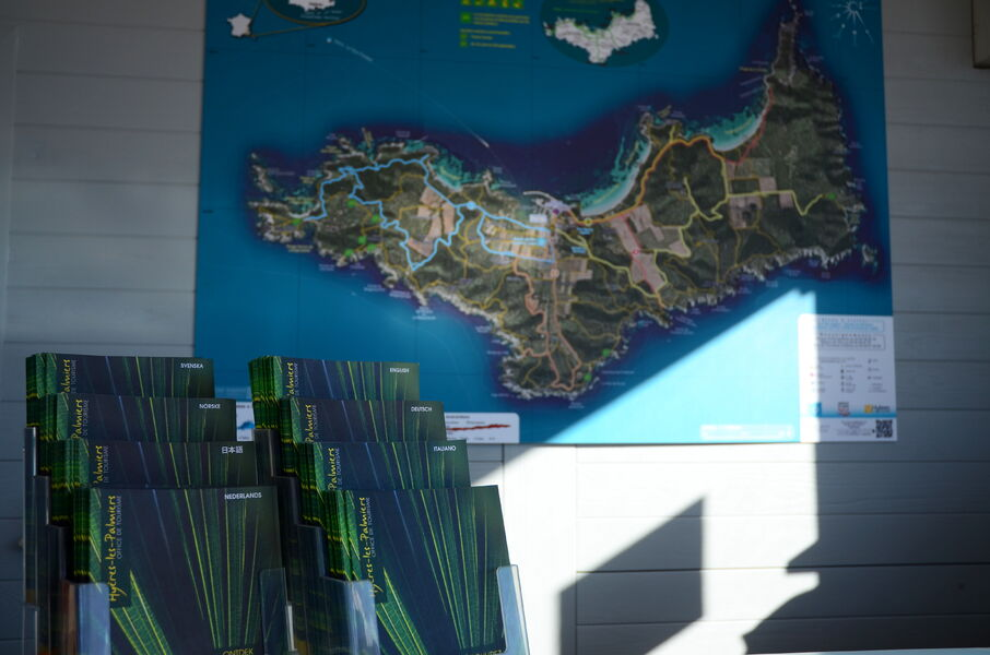 Porquerolles tourist office à Hyères - 8