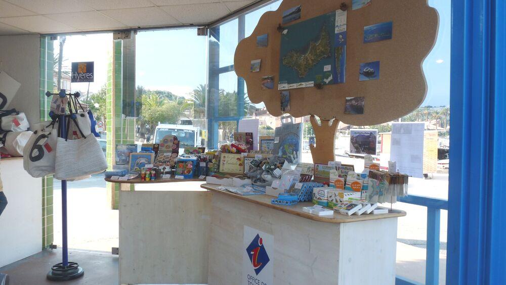 Porquerolles tourist office à Hyères - 15