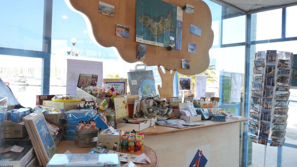 Porquerolles tourist office à Hyères - 16