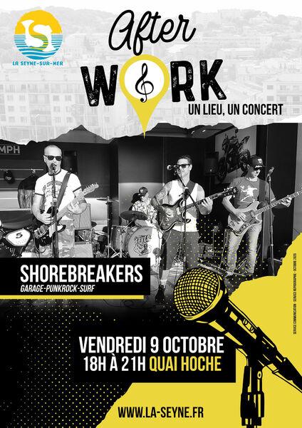 """Cancelled: """"Afterwork"""" Concerts à La Seyne-sur-Mer - 0"""