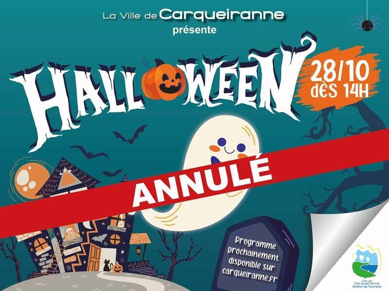 Annulé – Halloween à Carqueiranne - 0