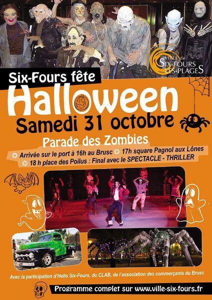 Cancelled: Six Fours Halloween Party à Six-Fours-les-Plages - 0