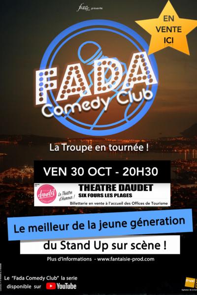 Fada Comedy Club (Plateau d'humour) à Six-Fours-les-Plages - 0