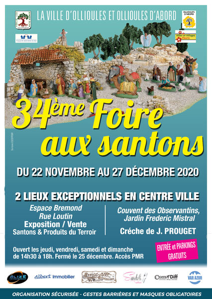 34th Santon Fair à Ollioules - 0