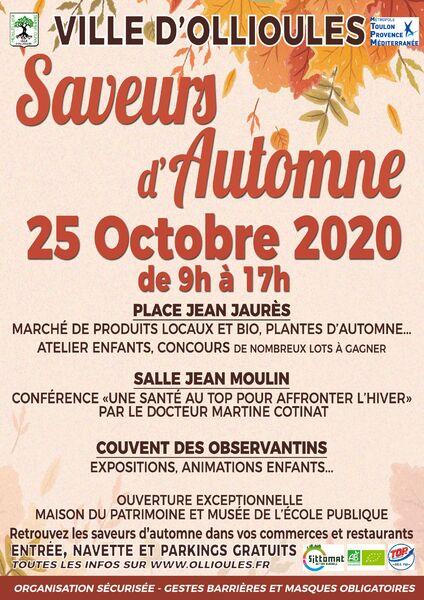 Autumn Flavours Market à Ollioules - 0