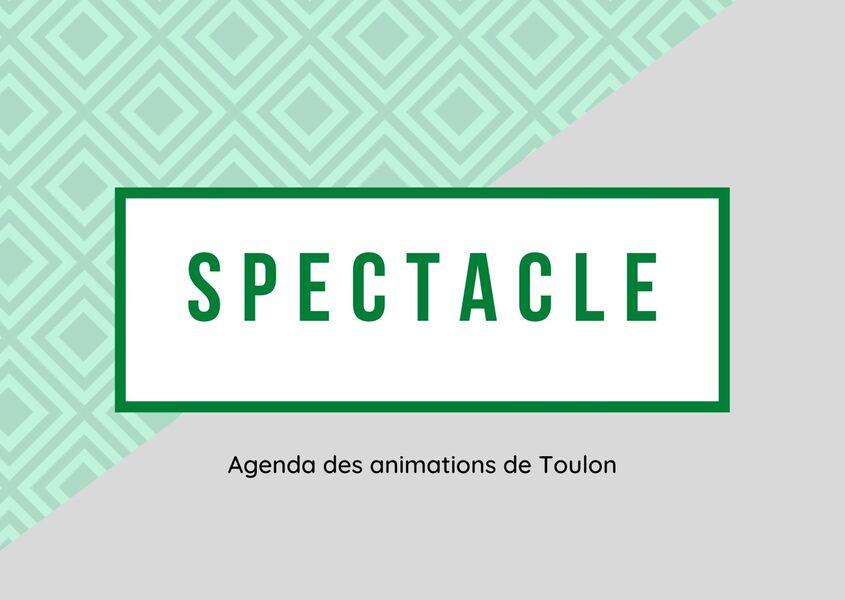 Spectacle – Amants à mi-temps à Toulon - 0