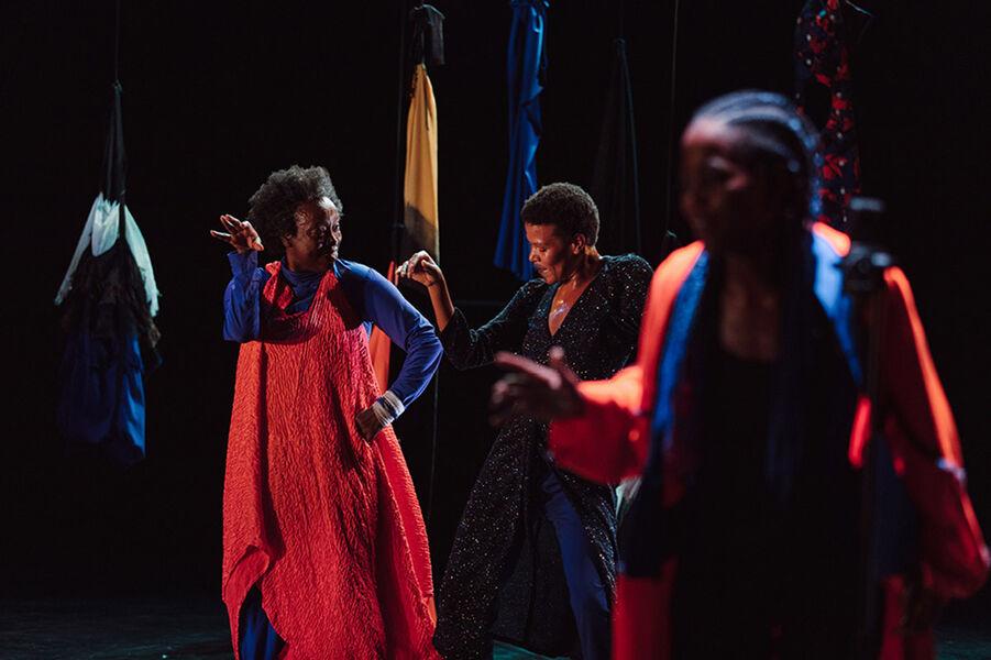 """Show """"Mailles"""" by Dorothée Munyaneza à Ollioules - 0"""