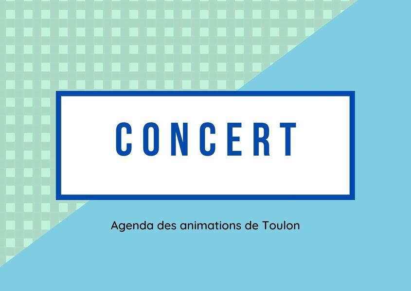 Concert – 3e Prov' Oc « Liza » et « La Bande à Cana » à Toulon - 0
