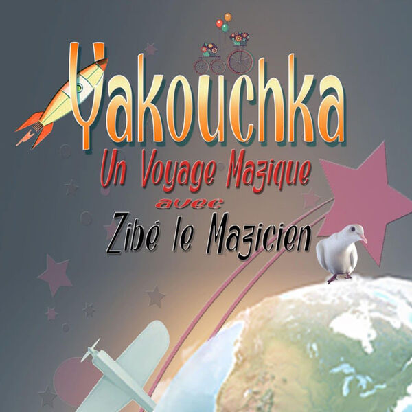 "Show ""Yakushka a magical journey"" with the magician Zibé à Six-Fours-les-Plages - 0"