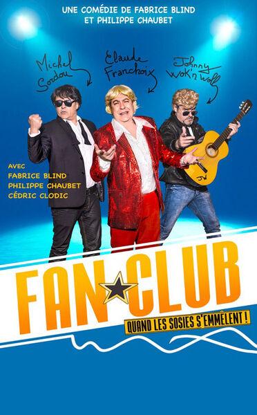 """Comedy """"Fan Club"""" à Six-Fours-les-Plages - 0"""