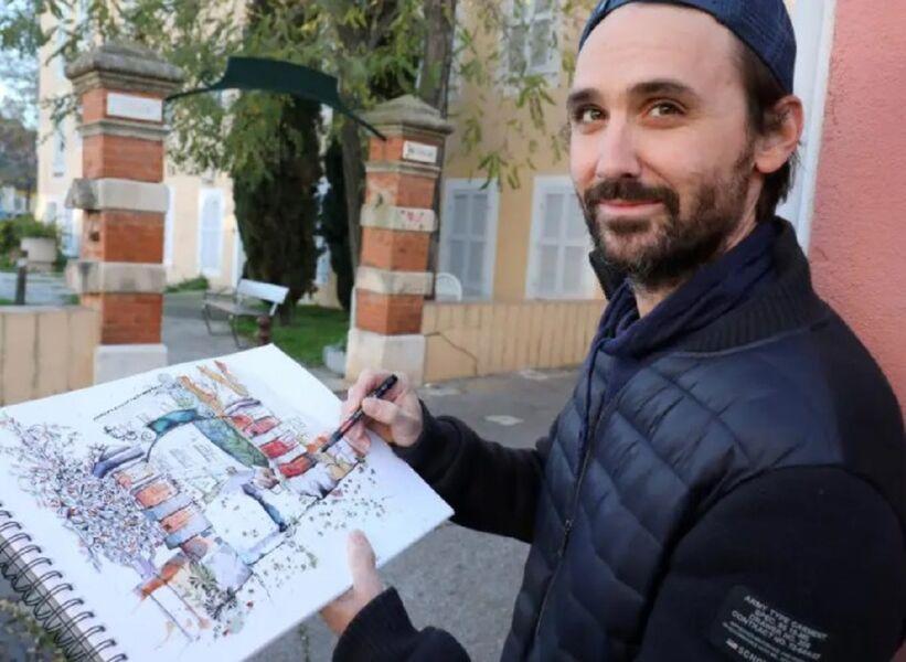 Exposition Julien Orsini à Le Pradet - 5