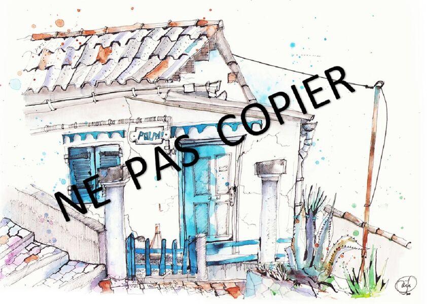 Exposition Julien Orsini à Le Pradet - 2