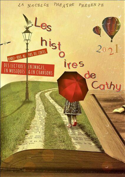 Jeune public – Conte en ligne / Les Histoires de Cathy « Invisible mais vrai » à Toulon - 0