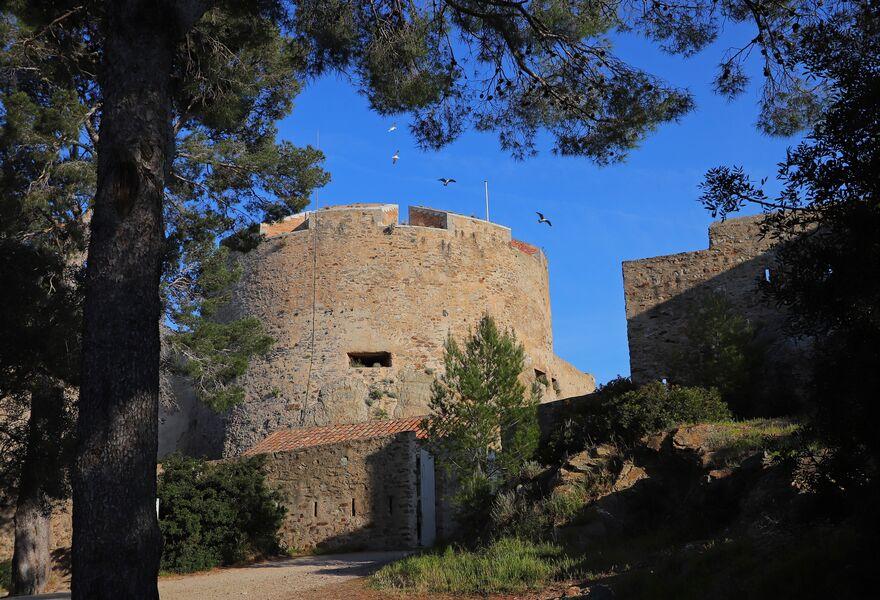 Visites guidées – Fort Sainte-Agathe à Hyères - 0