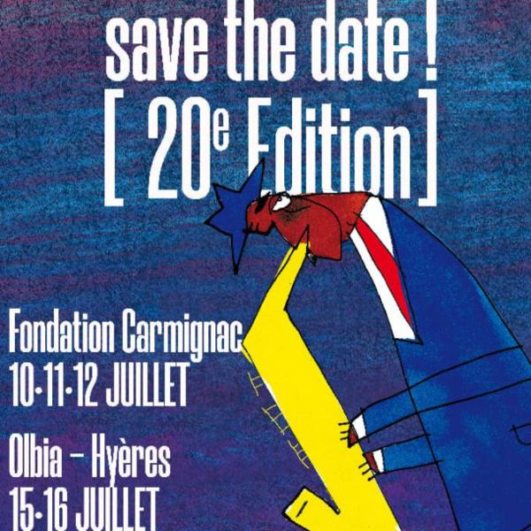 Jazz à Porquerolles – site Olbia Hyères à Hyères - 0