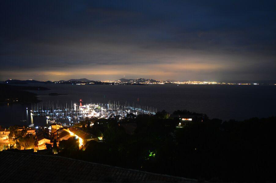 Point rencontre : Balade nocturne à Porquerolles à Hyères - 0