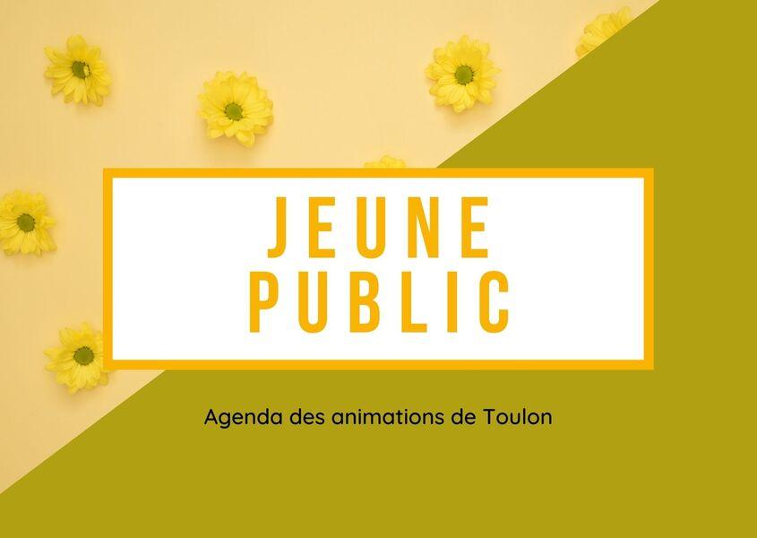 Jeune public – Conte « Langue au chat » à Toulon - 0