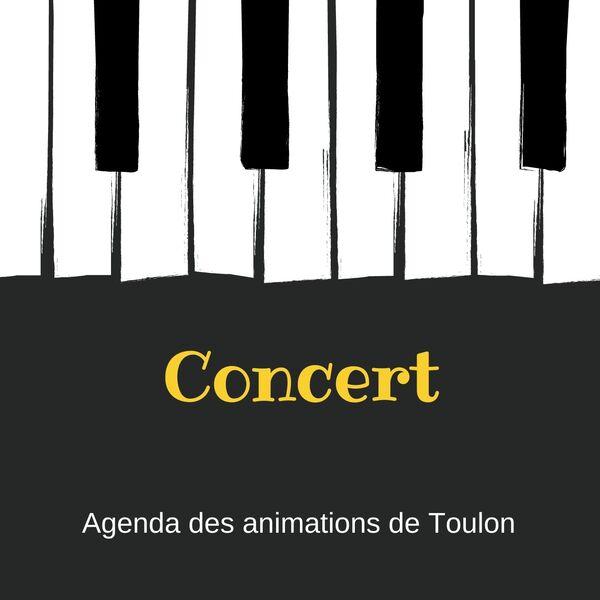 Concert – Pop ! Les concerts été 2021 – Festival de Musique Toulon & région à Toulon - 0