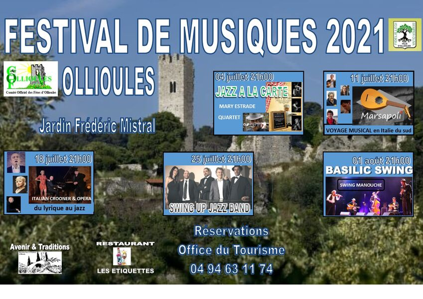 Music festival: Italian crooner & opera à Ollioules - 0