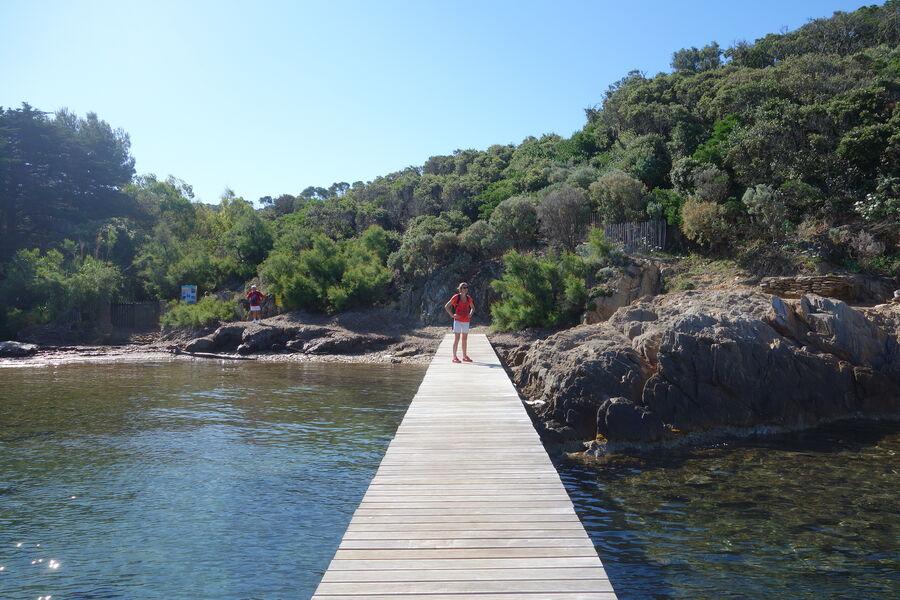 Guided Tour in Port Cros National Park à Hyères - 1