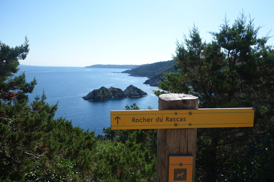 Port Cros, pearl of the Golden Islands à Hyères - 0