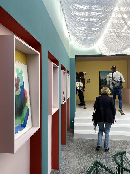 Exhibition in Villa Noailles about architecture à Hyères - 2