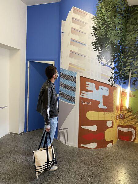 Exhibition in Villa Noailles about architecture à Hyères - 5