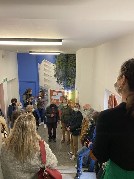 Exhibition in Villa Noailles about architecture à Hyères - 6