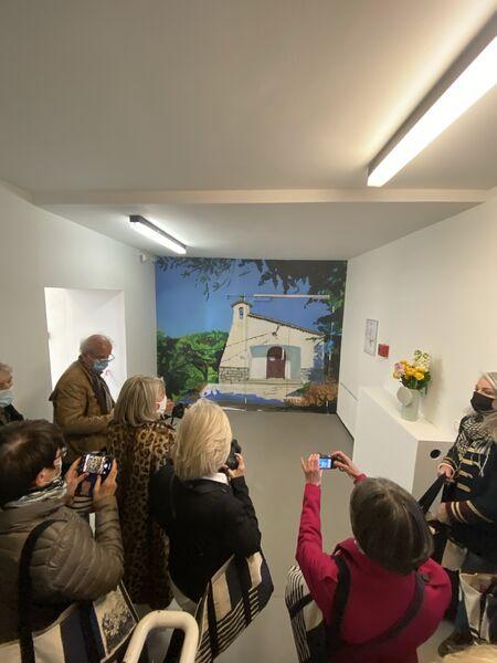 Exhibition in Villa Noailles about architecture à Hyères - 7
