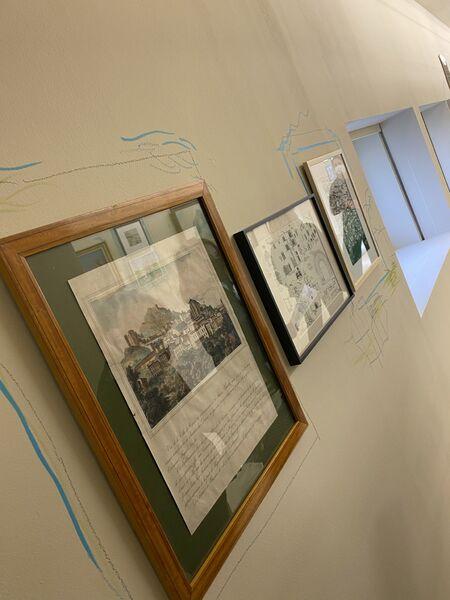Exhibition in Villa Noailles about architecture à Hyères - 9