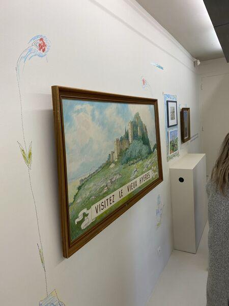 Exhibition in Villa Noailles about architecture à Hyères - 10