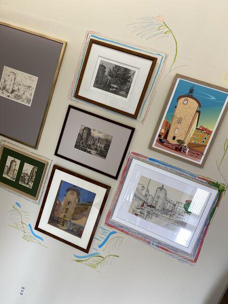 Exhibition in Villa Noailles about architecture à Hyères - 11