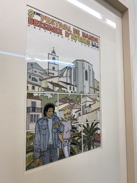 Exhibition in Villa Noailles about architecture à Hyères - 12