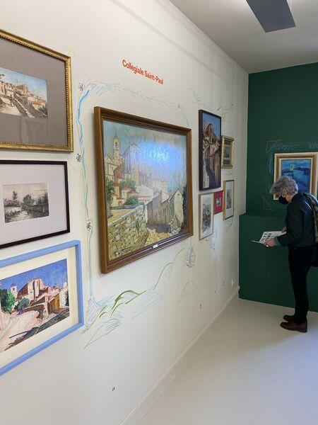Exhibition in Villa Noailles about architecture à Hyères - 13