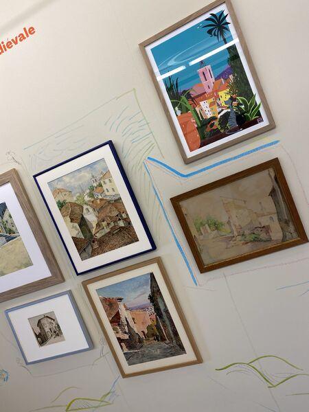 Exhibition in Villa Noailles about architecture à Hyères - 14