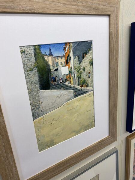 Exhibition in Villa Noailles about architecture à Hyères - 15