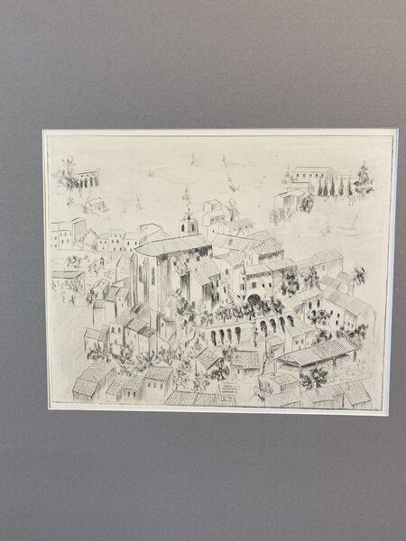 Exhibition in Villa Noailles about architecture à Hyères - 16
