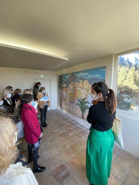 Exhibition in Villa Noailles about architecture à Hyères - 22