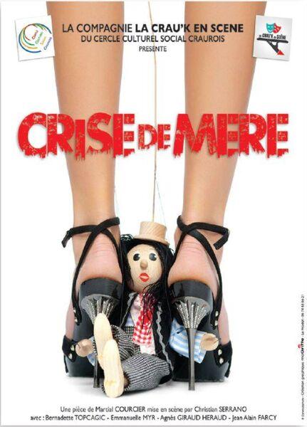 Théâtre: Crise de mère à Hyères - 1