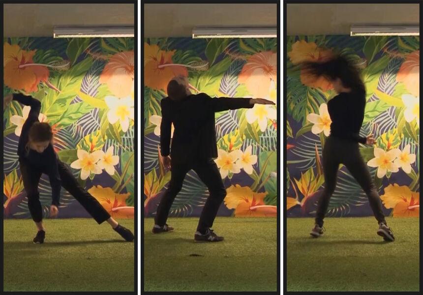 "Dance: ""Climatic' Danse"" by Jean-Claude Gallotta à Ollioules - 0"