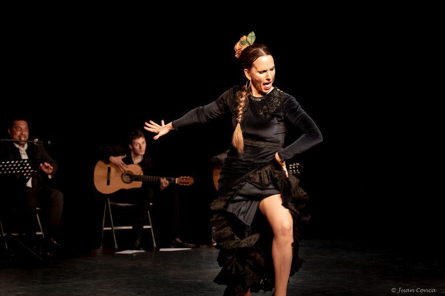 """Musique: """"Tablao danse flamenca- La Fabia"""" à Ollioules - 0"""