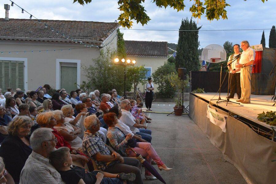 Festival Valley winemaker Borrel à Hyères - 1