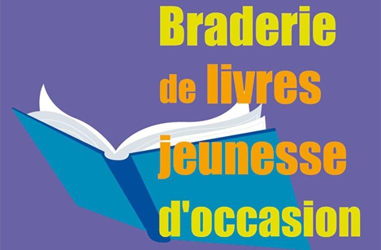 Braderie de livres jeunesse d'occasion à La Valette-du-Var - 0