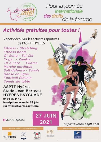 Women's sports day à Hyères - 0