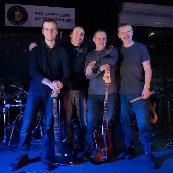Concert by the band Réservoir Rock à Six-Fours-les-Plages - 1