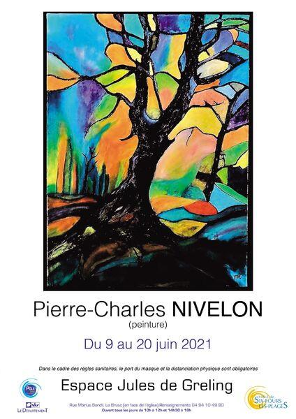 Exhibition of Pierre-Charles Nivelon (painting) à Six-Fours-les-Plages - 0