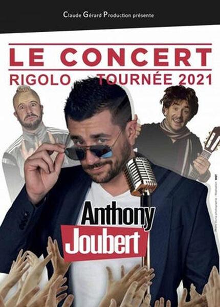 Show: Anthony Joubert à Six-Fours-les-Plages - 0