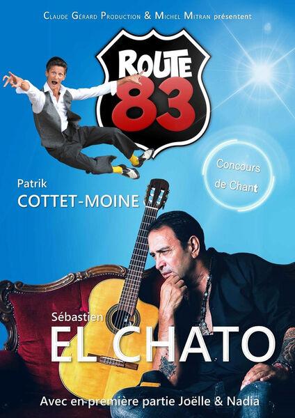 Show: Route 83 tour à Six-Fours-les-Plages - 0
